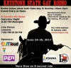 Keystone State Gay Rodeo Rides into Harrisburg June 24th to 25th