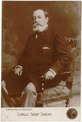 Camille Saint-Saëns got married, but the composer of 'Carnival of the Animals' was open about his homosexual feelings, and moved to Algiers, where his relations with youths were more accepted than in Paris