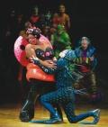 Love bugs– Cirque du Soleil's 'Ovo'