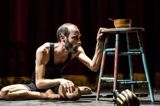 'A Hunger Artist', Baltimore Theatre Project