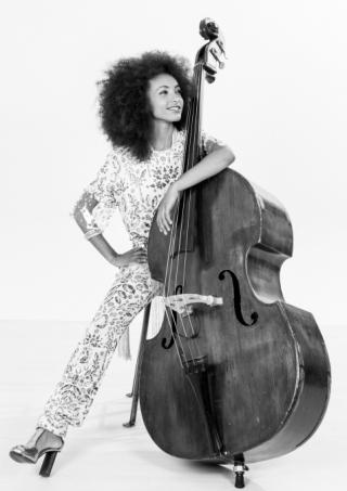 Getting to the bass-ics: Esperanza Spalding
