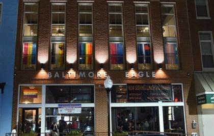 Baltimore Eagle opens, January 2017