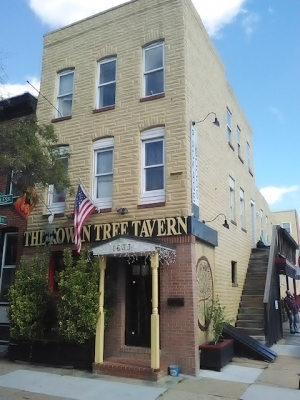 At The Rowan Tree, November 11th– fundraiser for Baltimore's homeless