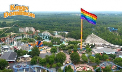 BHT Pride Night at Kings Dominion