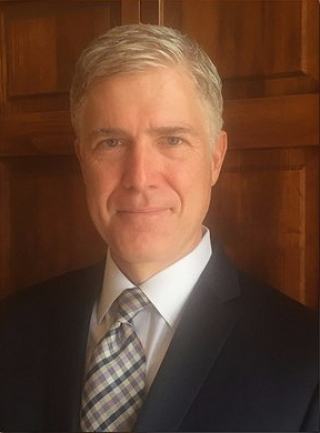 Federal Judge Neil Gorsuch