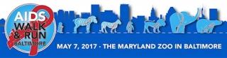 2017 AIDS Walk & Run Baltimore, May 7th