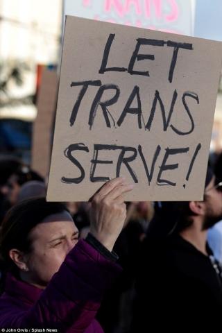 New Jersey Senator in Asbury Park to Keep Transfolk in Military