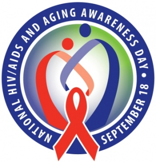 National HIV & Aging Day, September 18th