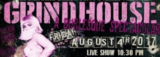 Grindhouse Burlesque at The Nest