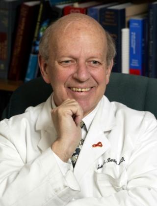 Lending his name– Dr. John. G. Bartlett