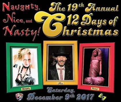 12 Days of Christmas: Naughty, Nice, and Nasty