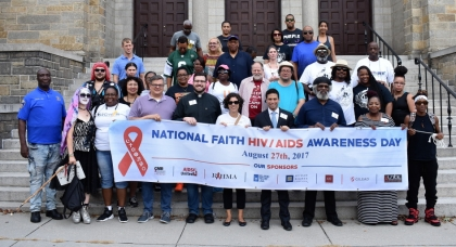 Faith Against AIDS-Interfaith Prayer Rally