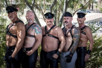 Springtime for Leather