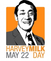 May 22nd is Harvey Milk Day