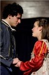 Brendan Edward Kennedy (Romeo) and Kathryn Zoerb (Juliet)