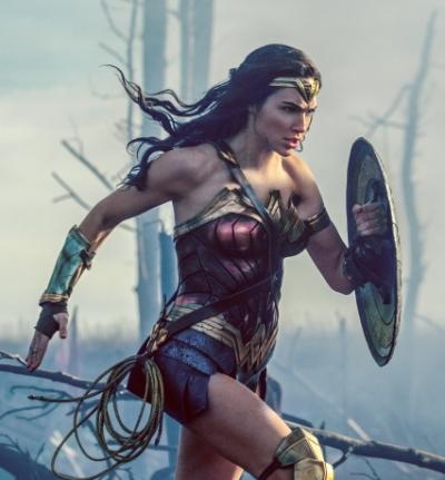 You're a Wonder, Wonder Woman