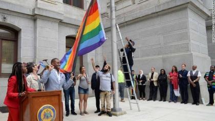 A New Pride Flag?