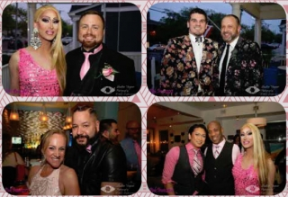 Pink Prom at the Hotel Tides