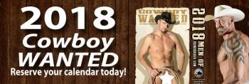 Get Your Cowboy Calendar!