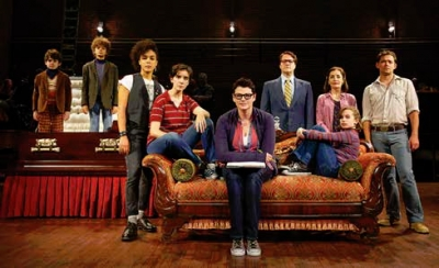 Cartoonist Alison Bechdel's graphic memoir at the National Theatre April 18th to May 13th