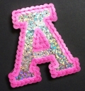 The Sequined Letter