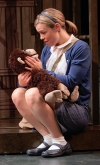 Erin Weaver & her Teddy Monkey