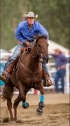 Candy Prattt and horse Wyatt