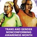 Task Force Celebrates Transgender Awareness Month