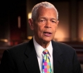 Julian Bond advocating for marriage equality in a video