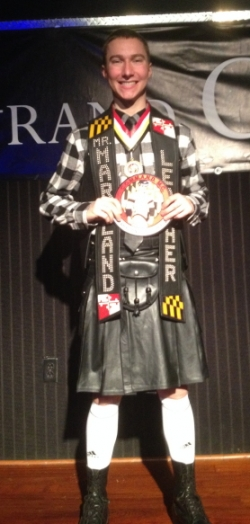 Mr. Maryland Leather