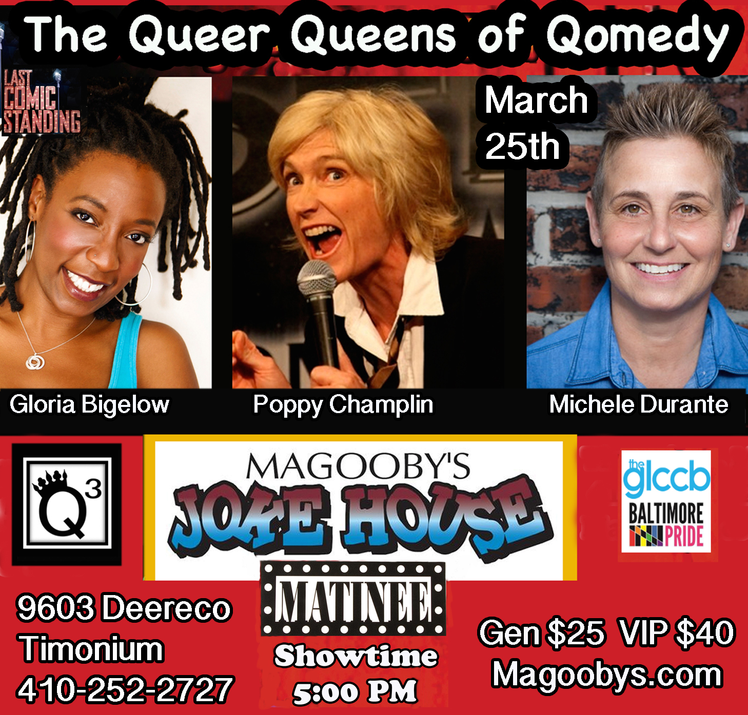 Queer Queens Of Qomedy
